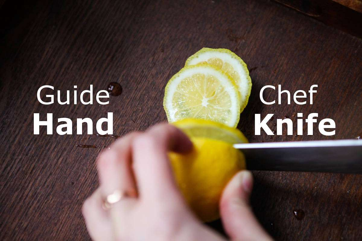How To Hold A Chef Knife And Guide Hand All Knives