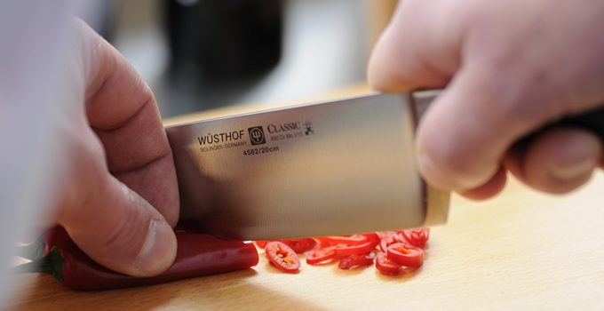 wusthof chef knife classic
