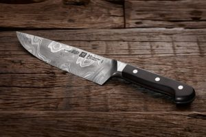 zwilling ja henckels chef knife damast anniversary