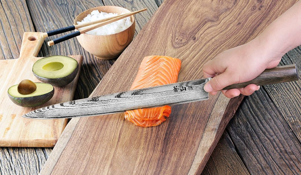 best carving knife slicing knife Cangshan J Series