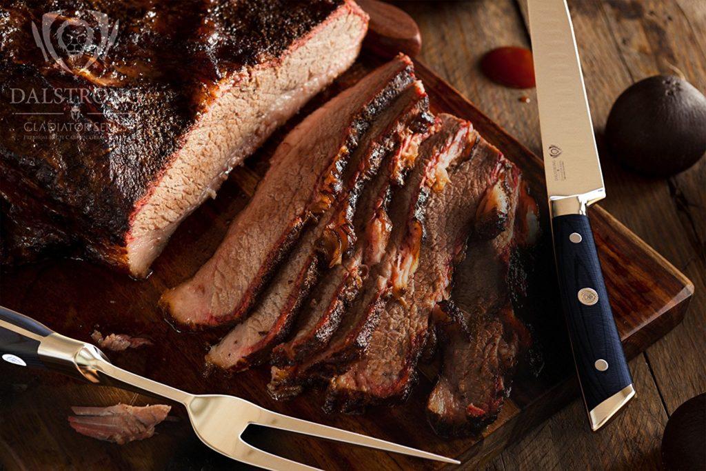 best carving knife slicing knife dalstrong knife set