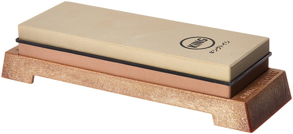 best knife sharpening stone king kw65