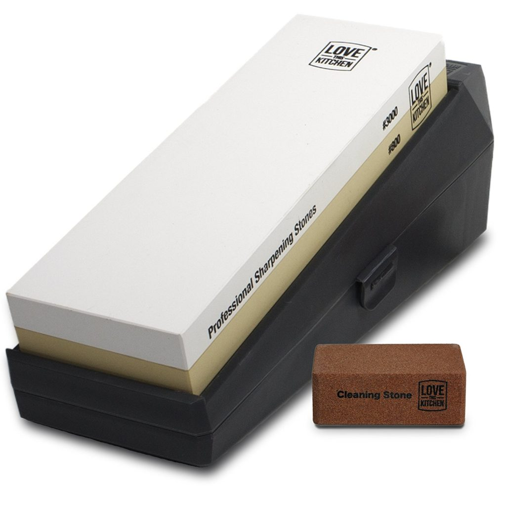 best knife sharpening stone premium line