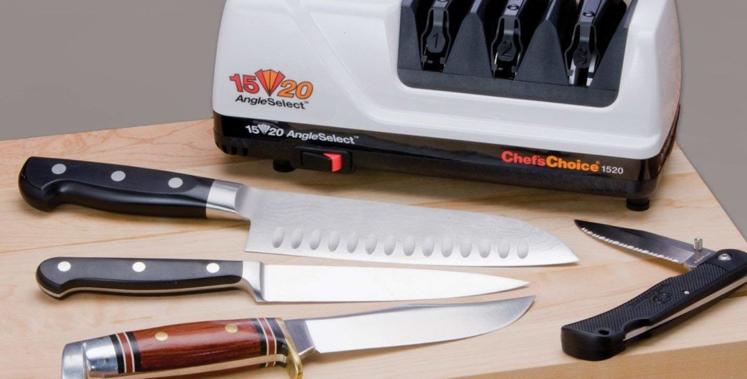Best Chefs Choice Knife Sharpener Review 2018 All Knives